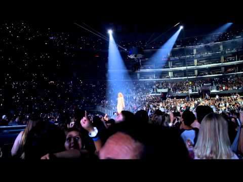 Taylor Swift - Out of The Woods - Staples Center