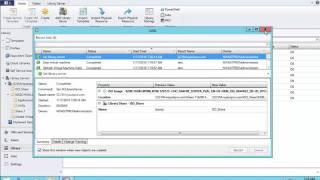 How to Create a Virtual Machine in SCVMM   VMM Video 4