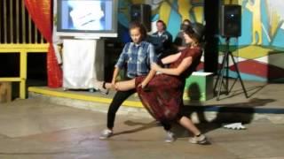 Анна и Владимир - танец 3 -  шоу Танцы со Звёздами - сезон 2016 - Лукоморье
