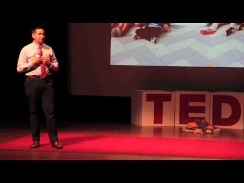 Somebody believed in us | Timothy Sandoval | TEDxClaremontColleges
