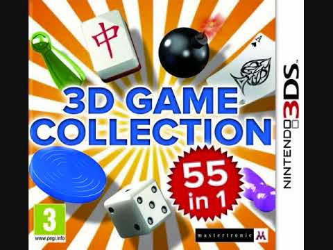 3D Game Collection - 55-in-1 (2012) (Nintendo 3DS Game Music)