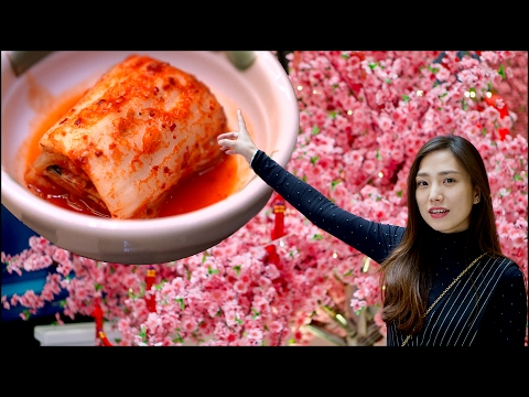 Korean BBQ Date in China