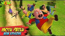 Motu Patlu New Episodes 2021 Khasna Mana Hai Funny Stories