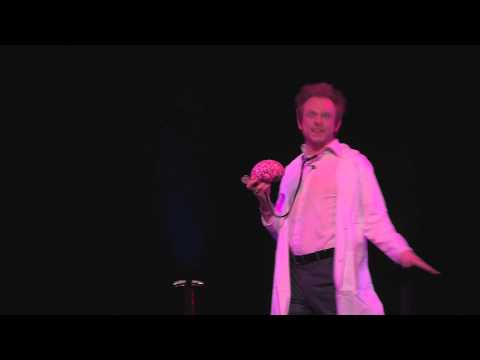 Lloyd Hollett performs 'The Brain' from Young Frankenstein The Musical