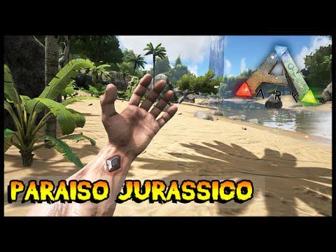 Paraíso Jurássico - ARK: Survival Evolved #01