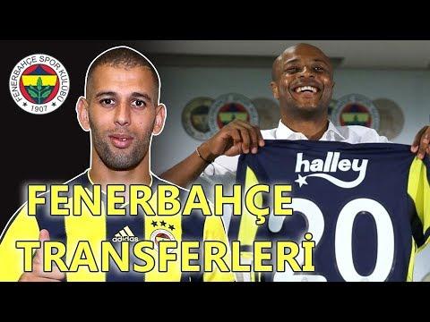 Fenerbahçe Transferleri (2018-19)