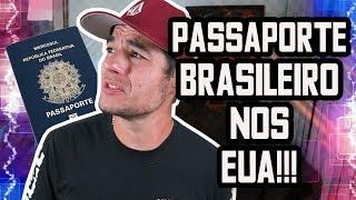 PASSAPORTE BRASILEIRO NOS EUA - QUE EFEITO TEM ?