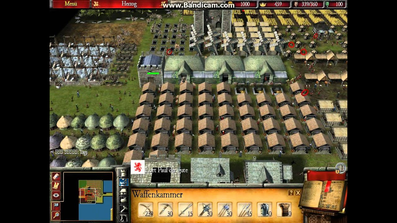 das stronghold 2 online battle 1 youtube. Black Bedroom Furniture Sets. Home Design Ideas