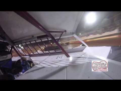 Tom Maddox Crate Latemodel In-Car Talladega Short Track  7/3/17!