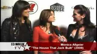 Monica Allgeier Interview at Talent 4 Talent Showcase