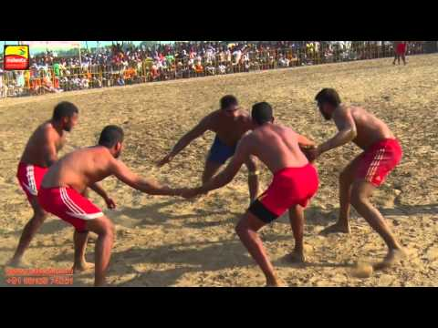 KAONKE KALAN (Jagraon) ! KABADDI OPEN PRE - FINALS - 2015 ! Full HD ! Part 2nd.