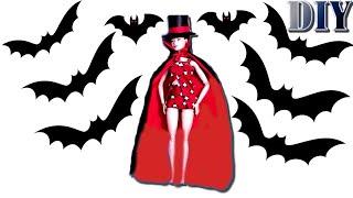 DIY BATS HIGH DOLLS : DIY Bats Doll Hacks and Accessories