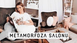 ROOM TOUR: METAMORFOZA SALONU + PINTEREST DIY | CheersMyHeels