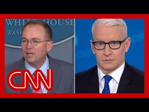 Anderson Cooper flabbergasted