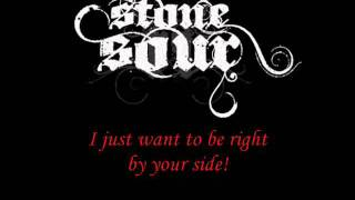 Stone Sour-Say you