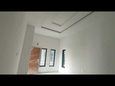 AGUNGI LEKKI LAGOS SERVICES TERRACE  4BEDROOM DUPLEX @65million