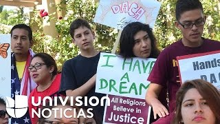 """Dreamer: """"Si nos quitan DACA seríamos otra vez más vulnerables"""""""