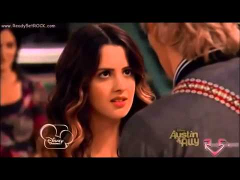Austin sings to Ally [Can't do it without you - I think about you - Stuck on you]