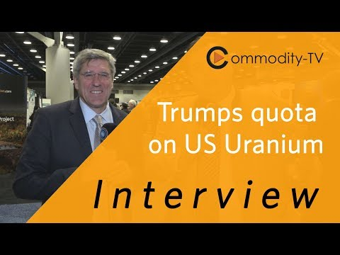 Stephen Moore: Trumps Decision On US Uranium Probably Until End Of 2020