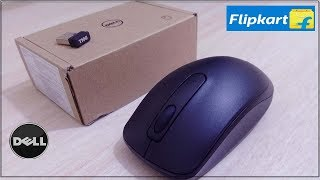 Dell wm118 wireless optical mouse review || Dell wireless mouse unboxing