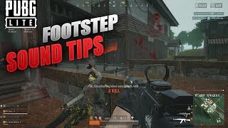 Download How To Run Without Foot Steps Sound Pubg Lite MP3