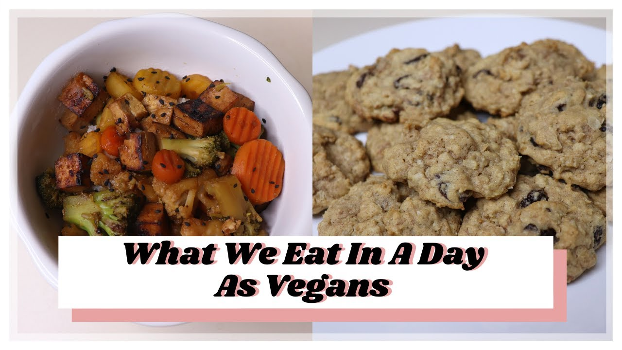 What We Eat in a Day   Healthy Vegan Family - HealingPlus