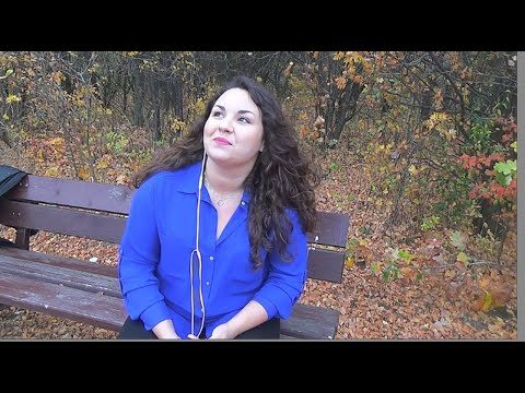 Stevie Wonder - Isn't She Lovely (cover By Katarzyna Chylińska)