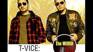 THE WORD T-VICE: Roberto Martino