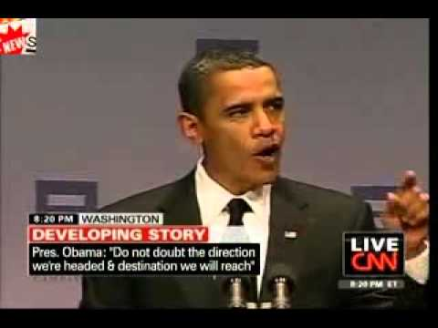 President Barack Obama addresses LGBT Human Rights Campaign 10-10-2009