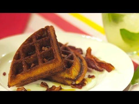Gluten Free Waffles Gluten Free with Alex T