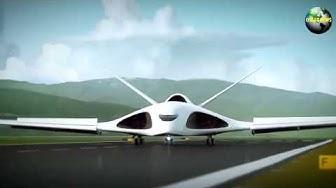 ПAK ФA -  Новый российский военный самолёт. Future Russian Special Purpose Aircraft PAK TA