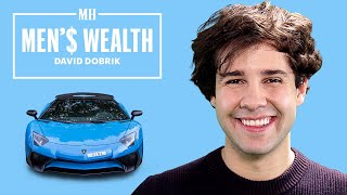 David Dobrik on The Worst Money He's Ever Blown | Men'$ Wealth | Men's Health