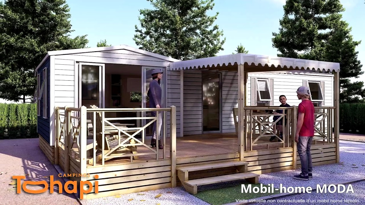 Amenagement Terrasse Mobil Home Location Mobil Home Moda Campings Tohapi