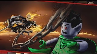 LEGO Marvel Superheroes - Stunt Show Surprise (Ghost Rider and Nightmare Unlocks)