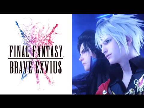 Final Fantasy Brave Exvius | For My Eyes Only Quest | FFBE iOS