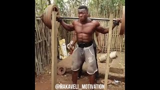 No excuses   African Bodybuilders   Muscle Madness HD