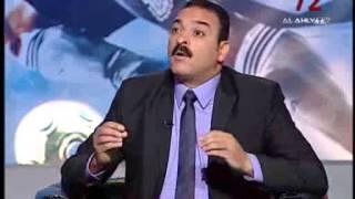 """عمرو الحديدى""""المصالح والواسطه من اسباب انهيار الكره المصريه"""""""