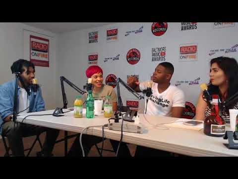Interview with Cast of Baltimore Way 4 | In Tune Radio