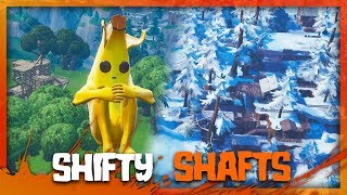 Funny Cannon Glitch In Fortnite! - Hot Drop Episode 8! (Shifty Shafts)