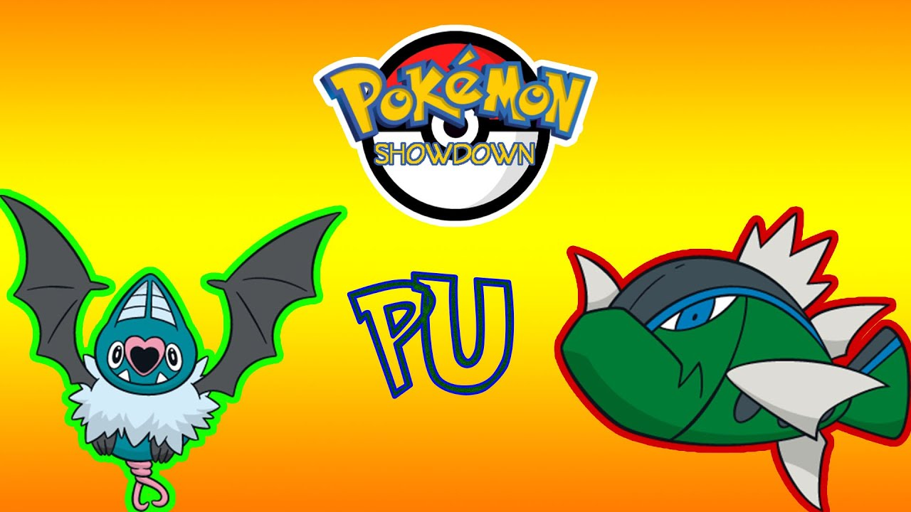 Pokemon Showdown PU - ...