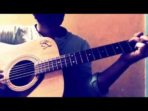 how to play atif aslam old song melodies. atif aslam picking pattern old song.