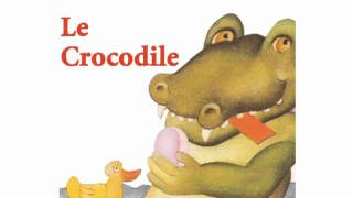 Henri Des chante Le crocodile