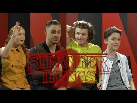 Strangest fan encounters told by Stranger Things cast