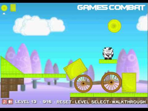 how to make cow level