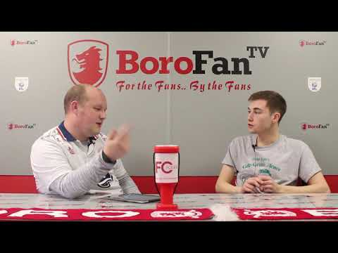 The Match Review Show. Boro 0 - 1 Norwich.
