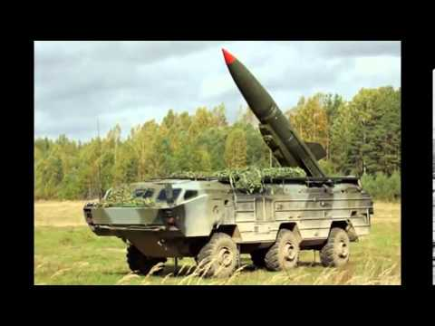 "Tactical Operational Missile Complex ""Tochka"""