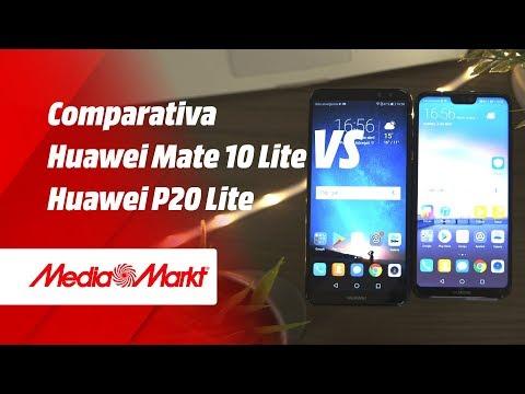 Comparativa Huawei P20 Lite Vs Mate 10 Lite Youtube
