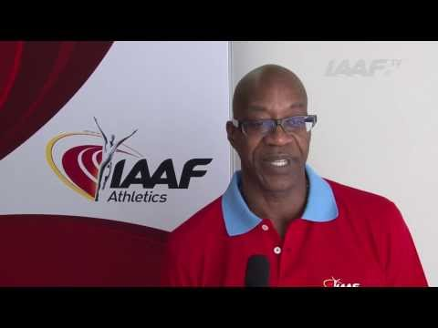 Moscow 2013 - Edwin Moses USA - 400m Hurdles - Preview