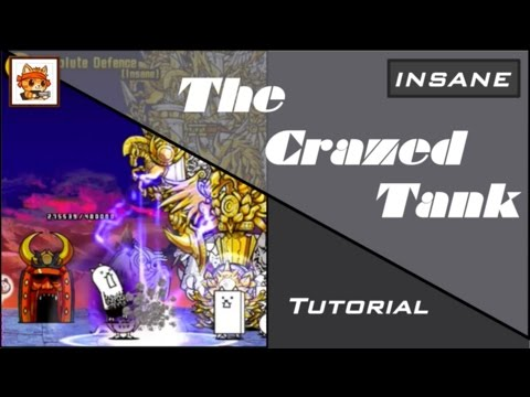 [INSANE] The Crazed Tank: Absolute Defense