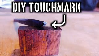 Forging a Touchmark // A Makers Mark for the Blacksmith